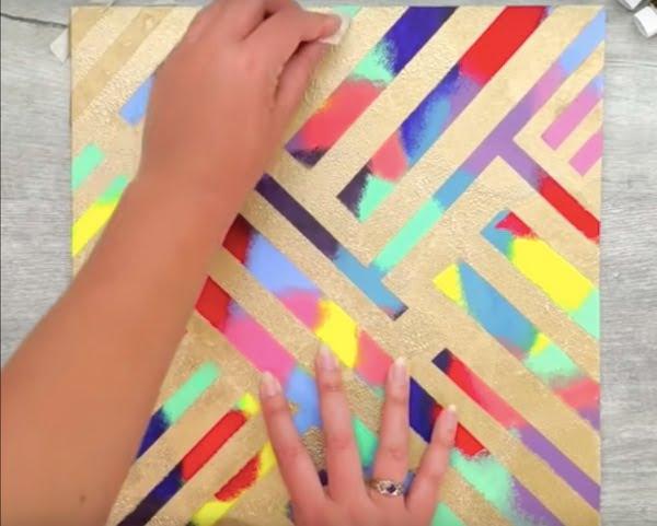 abstract art tweens