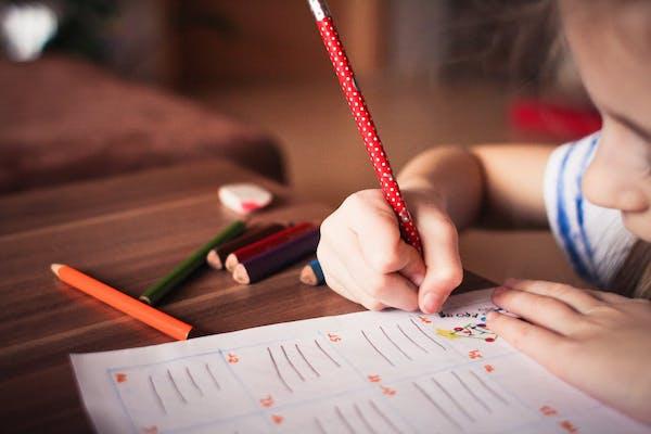 westcoast kids learning at homeschool