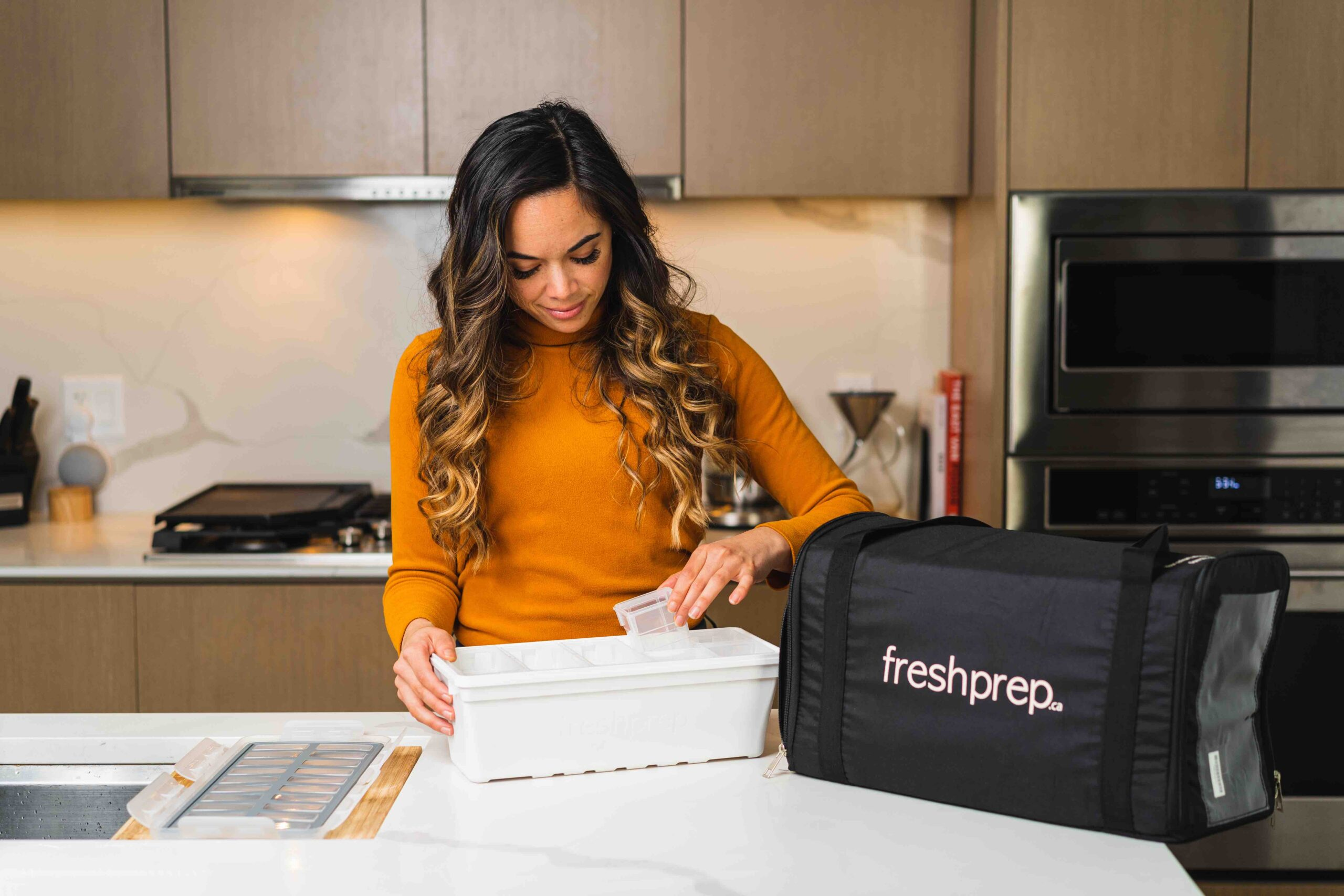 zero waste meal kits from fresh prep vancouver